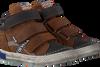 Cognacfarbene DEVELAB Sneaker high 41785  - small