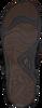 Braune REEF Pantolette J-BAY III  - small
