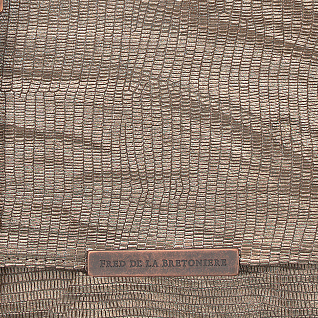 Taupe FRED DE LA BRETONIERE Umhängetasche 262010013 - large