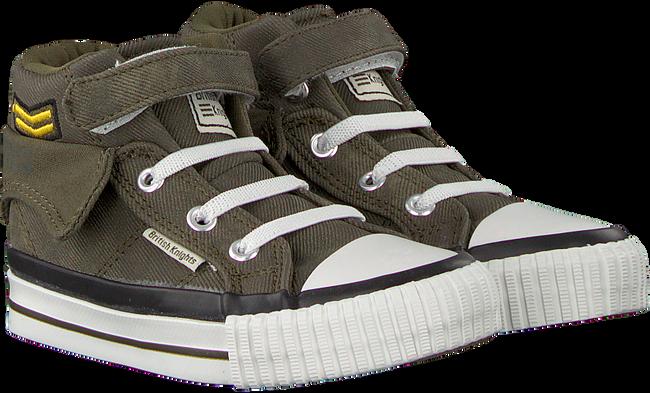 Grüne BRITISH KNIGHTS Sneaker ROCO - large