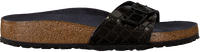 Schwarze BIRKENSTOCK Pantolette MADRID GATOR  - medium