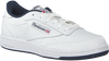 Weiße REEBOK Sneaker CLUB C KIDS  - small