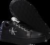 Schwarze CALVIN KLEIN Sneaker low CUPSOLE SNEAKER LACEUP  - small