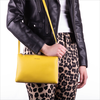 Gelbe TED BAKER Clutch COTTII  - small