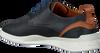 Blaue VAN LIER Business Schuhe 1918705  - small