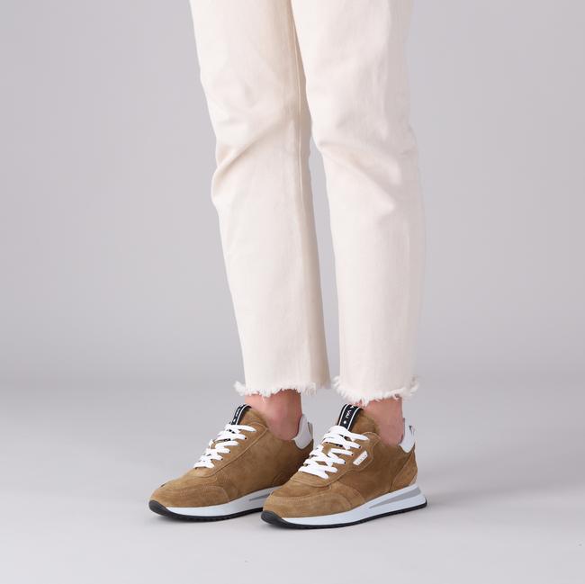 Cognacfarbene VIA VAI Sneaker low NORA SAM  - large