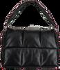 Schwarze STAND STUDIO Handtasche WANDA CLUTCH BAG  - small
