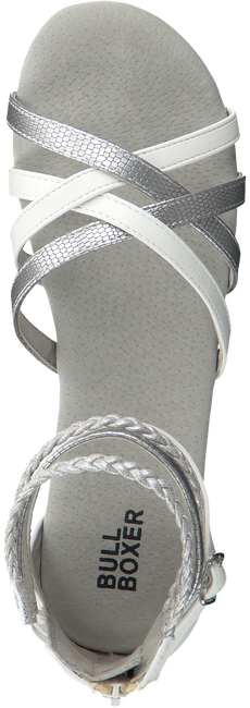 Weiße BULLBOXER Sandalen AED009 - large