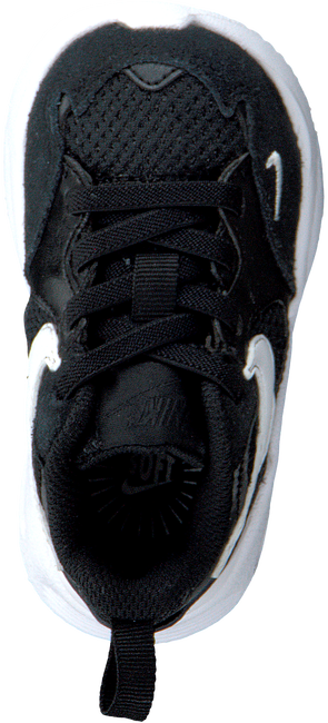 Schwarze NIKE Sneaker low AIR MAX FUSION  - large