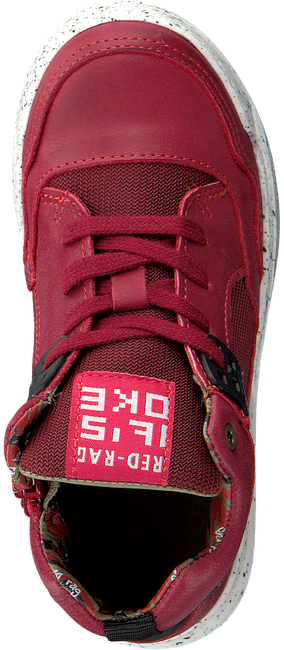 Rote RED RAG Sneaker 15463 - large