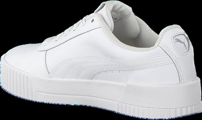 Weiße PUMA Sneaker CARINA L  - large