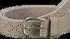 Weiße PETROL Gürtel 30298 - small