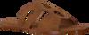 Cognacfarbene MIREIA PLAYÀ Pantolette FRIDA  - small