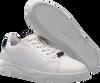 Weiße REHAB Sneaker low ZEKE CROCO  - small
