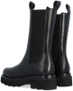 Schwarze TORAL Chelsea Boots TL-12577  - small