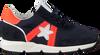Blaue PINOCCHIO Sneaker P1874 - small