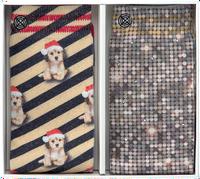 Mehrfarbige/Bunte XPOOOS Socken XMAS GIFTBOX 70156 & 70159  - medium