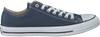 Blaue CONVERSE Sneaker ALL STAR OX - small