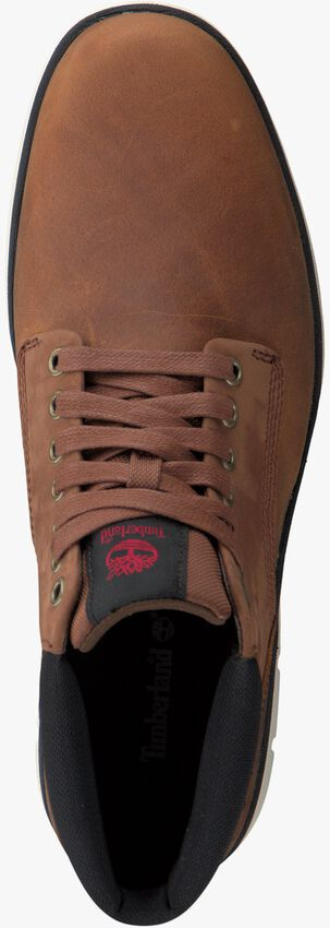 Cognacfarbene TIMBERLAND Ankle Boots CHUKKA LEATHER - larger