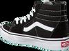 Schwarze VANS Sneaker UY SK8-HI KIDS - small