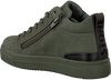 Grüne BLACKSTONE Sneaker SK54  - small