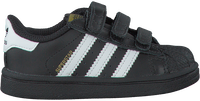Schwarze ADIDAS Sneaker SUPERSTAR CF - medium