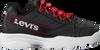 Schwarze LEVI'S Sneaker low SOHO  - small