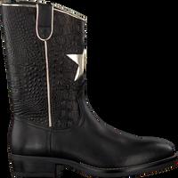 Schwarze HIP Hohe Stiefel H1845  - medium