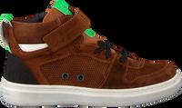 Cognacfarbene JOCHIE & FREAKS Sneaker 18276 - medium