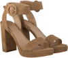 Taupe GUESS Sandalen BRENDY  - small