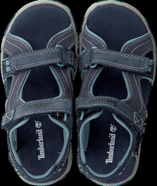 Blaue TIMBERLAND Sandalen PARK HOPPER L/F 2 STRAP KIDS - large