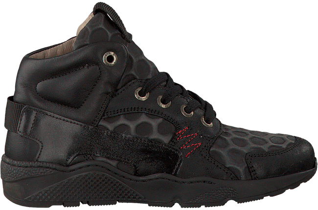 Schwarze RED RAG Sneaker 15489 - large