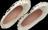 Goldfarbene UNISA Ballerinas ACOR  - small