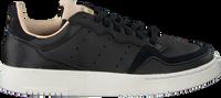 Schwarze ADIDAS Sneaker SUPERCOURT J  - medium