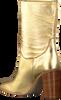 Goldfarbene NOTRE-V Stiefeletten 2000110  - small