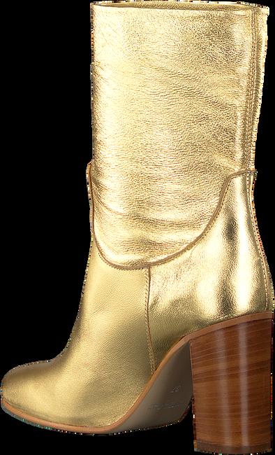 Goldfarbene NOTRE-V Stiefeletten 2000110  - large
