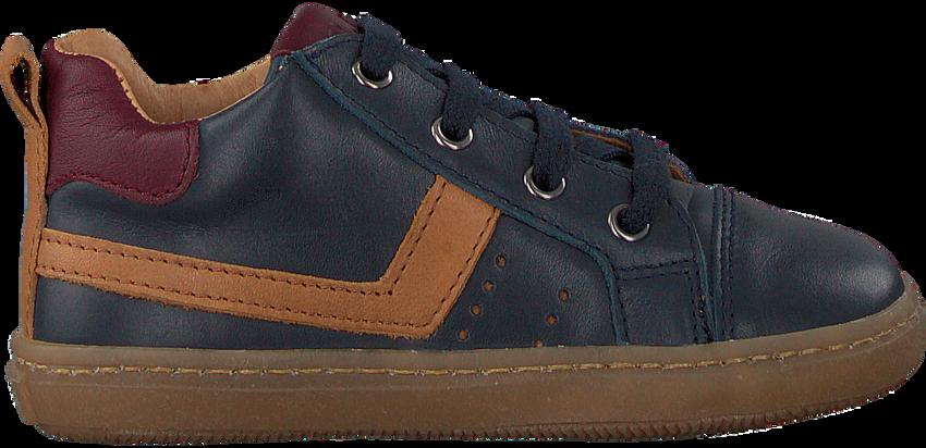 Blaue CLIC! Sneaker 9890  - larger