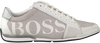 Weiße HUGO Schnürschuhe SATURN LOWP  - small
