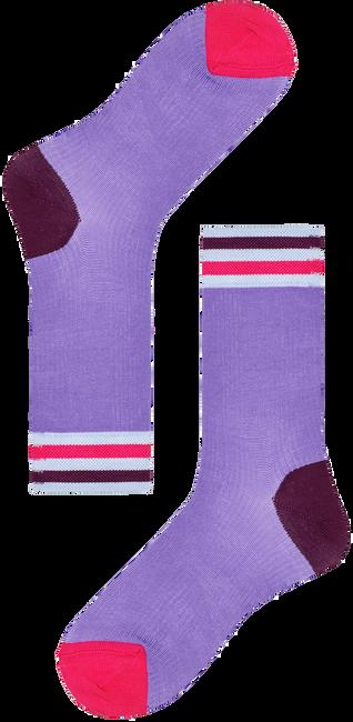 Weiße HAPPY SOCKS Socken HYSTERIA LONA CREW SOCK  - large