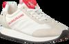 Weiße CALVIN KLEIN Sneaker JILL  - small