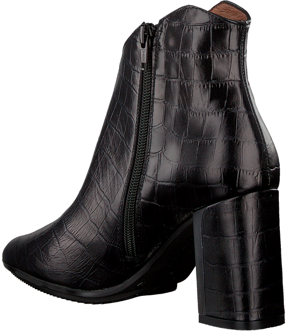 Schwarze HISPANITAS Stiefeletten AMELIA-7  - large