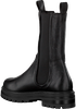 Schwarze OMODA Ankle Boots M77203  - small