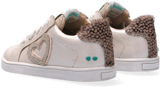 Weiße BUNNIES JR Sneaker low VERA VROEG  - large
