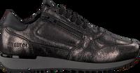 Schwarze RED-RAG Sneaker low 76816  - medium