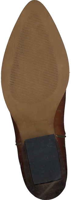 Cognacfarbene DEABUSED Stiefeletten 6010  - large