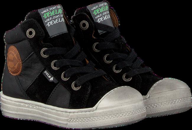 Schwarze DEVELAB Sneaker high 41697  - large