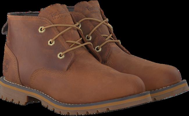 Braune TIMBERLAND Ankle Boots LARCHMONT CHUKKA - large