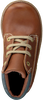 Cognacfarbene SHOESME Ankle Boots BC7W051 - small