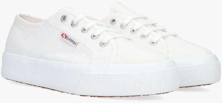 Weiße SUPERGA Sneaker 2730 - larger