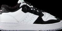 Weiße ADIDAS Sneaker low RIVALRY LOW J  - medium